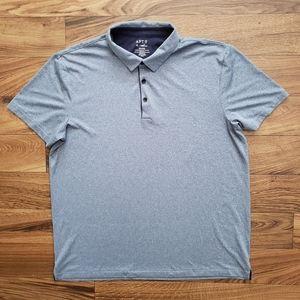 APT.9 lite blue Polo Size XL